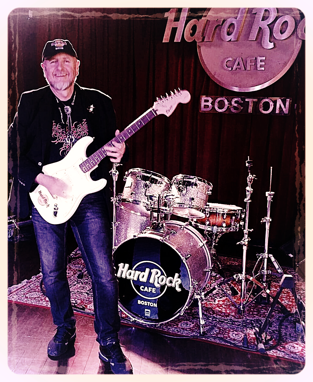 Hard Rock Cafe Bosten USA
