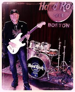 Hard Rock Cafe Bosten USA