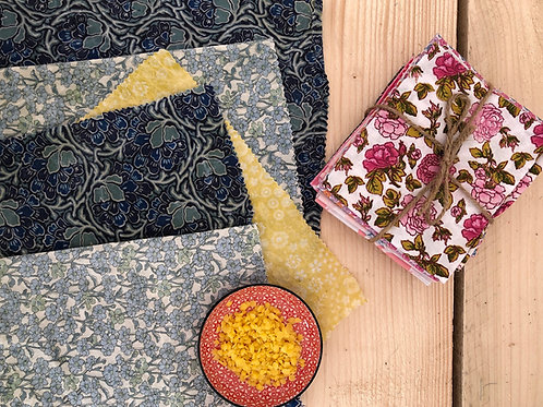 Virtual Beeswax Wraps Workshop