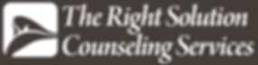 The Right Solutions Counseling Services logo