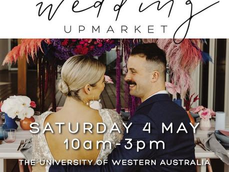 4th May 2019 - Wedding Upmarket, UWA