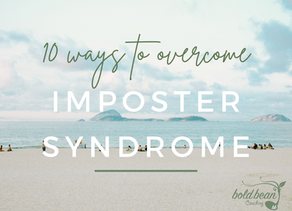 10 Ways to Overcome Imposter Syndrome - 2020