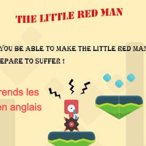 The Little Red Man - Les TP en anglais