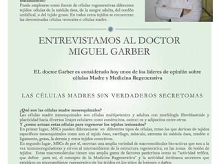 ENTREVISTA AL DR. GARBER