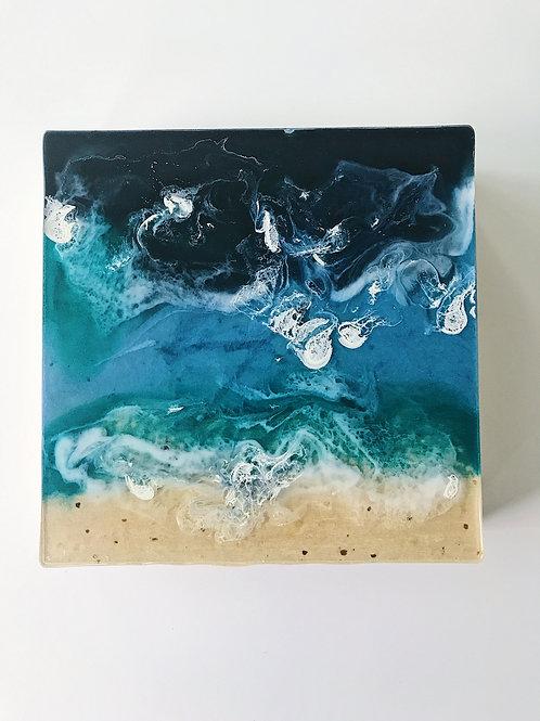 Beach Mini Art
