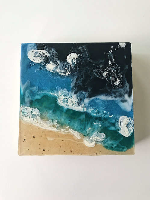 Beach Mini Art