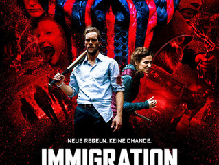 Immigration Game at German Cinemas