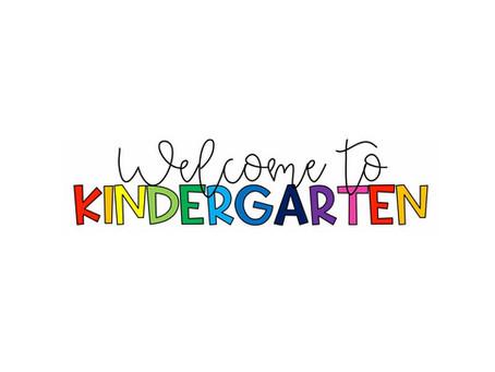 PTO Welcome for Incoming Kindergarteners! Listservs, Volunteer Positions, & Spirit wear!