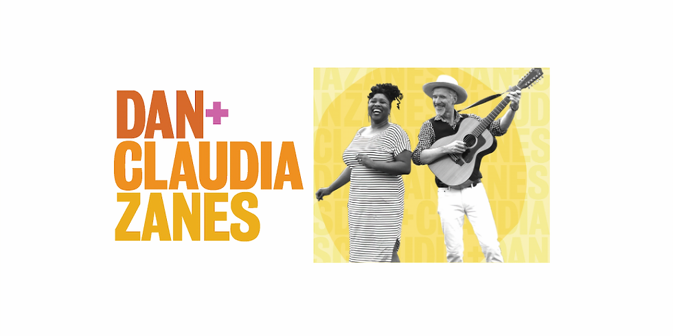 FORJ Live Concert with Dan + Claudia Zanes