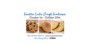 One more week for Cookie Dough Fundraiser Orders & Blue Zone rules!
