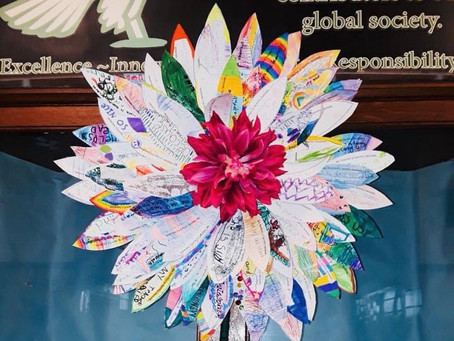 Decorated Flower Petals & Teacher Appreciation Week plans!! (May 3rd - May 7th)