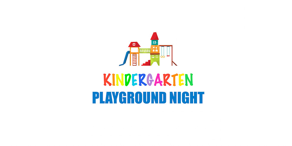 Kindergarten Playground Popsicle Night!  (Rain date:  August 11th)