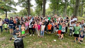 Franklin Family Day at Franklin Park!
