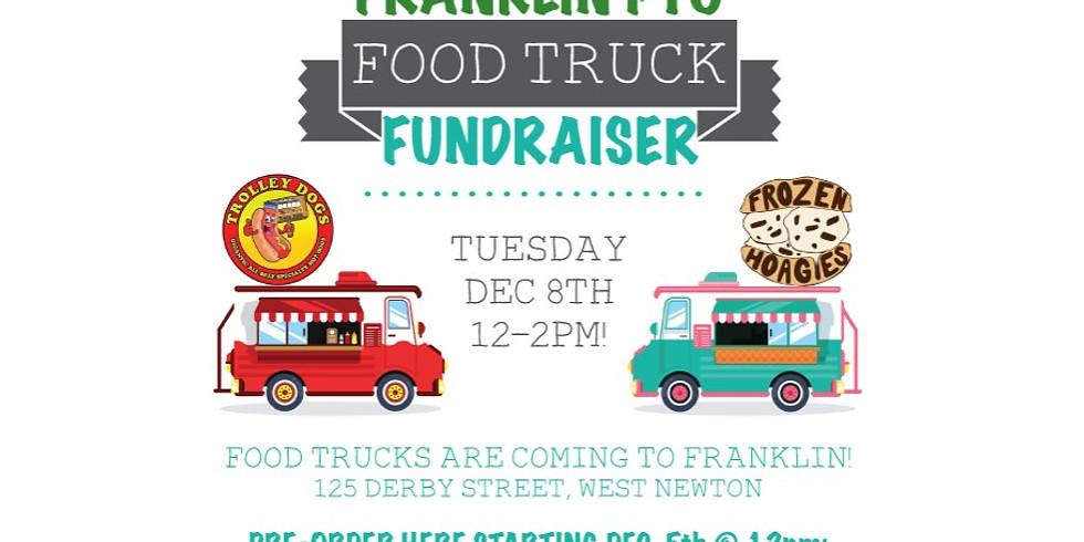 Food Truck Fundraiser at Franklin!