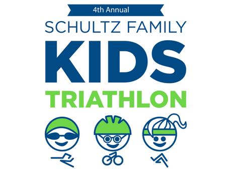 Volunteers needed for Schultz Family Kids' Triathlon on July 21st!