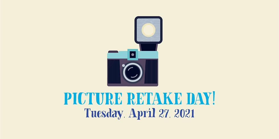 Franklin Picture Retake Day!