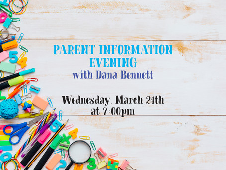 Zoom Recording - Parent Meeting with Dana Bennett on March 24, 2021