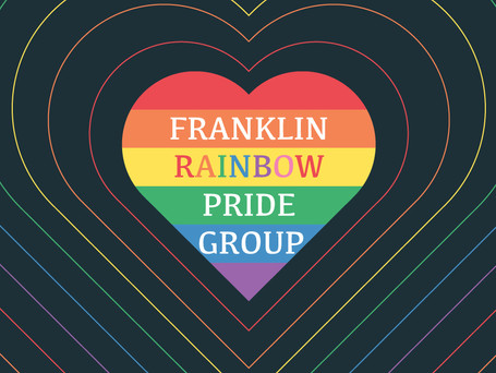Sign up for Franklin Rainbow Pride this Spring