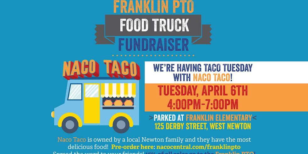 Naco Taco Food Truck Fundraiser!