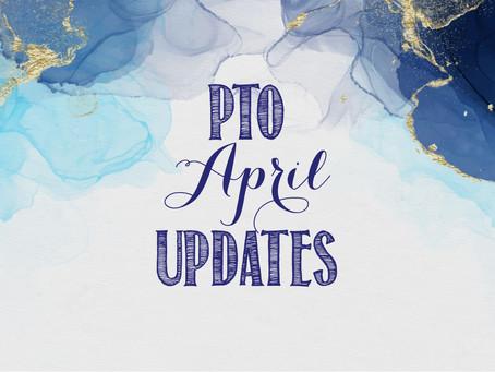 April PTO Updates & Picture Day Retakes!