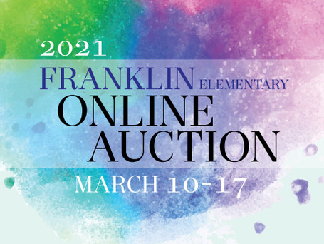 Request for Franklin Auction Items!