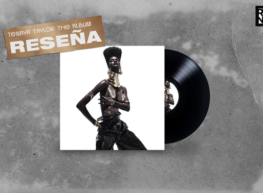 Reseña: The Album de Teyana Taylor.