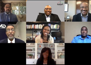 Virtual town hall highlights the SBC's diverse African American perspectives