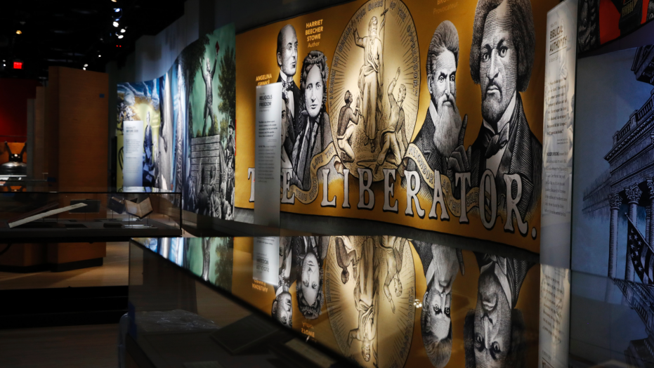 The museum reflects important times and people throughout history. (Photo courtesy of musuemofthebible.org)