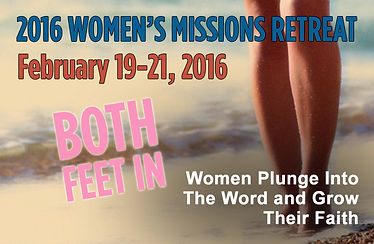 2016 Women's Mission Retreat