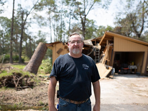 Long road to Hurricane Ida recovery continues for Louisiana, SBDR, Send Relief