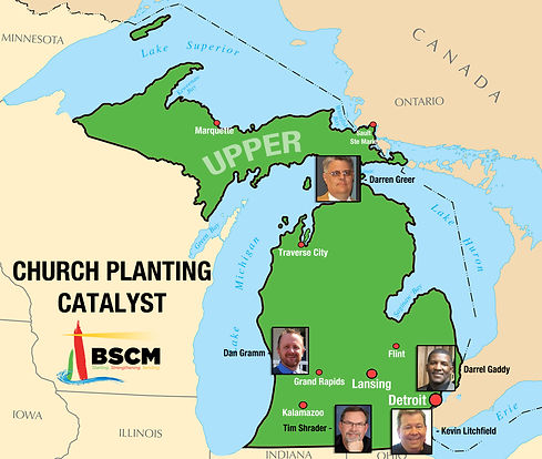 BSCM Church Planting Catalysts