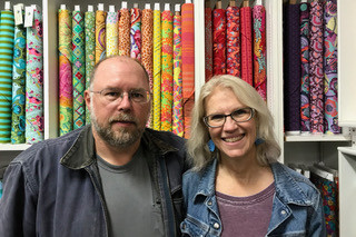 Todd Buck, bivocational pastor of Tenakee Springs Community Church, and his wife Jodie have served the remote Alaskan church for a decade. (Photo submitted)