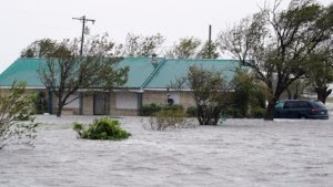 Flood waters invaded homes, churches, businesses throughout the Metro Houston area of Texas. (Photo courtesy FOXNews.com)