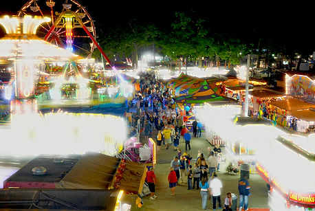 County fairs bring communities together. (Photo courtesy Mayfield County, MI)