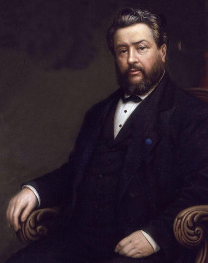 Charles Haddon Spurgeon was an English Baptist preacher and theologian. (Photo courtesy mbts.edu)