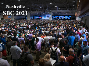 But God! One Michigan messenger's view of the Southern Baptist Convention