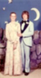 Jamie and Tony Lynn - High School Prom