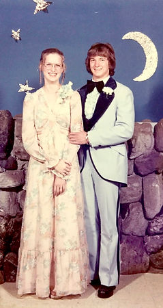 Jamie and Tony Lynn - High School Prom