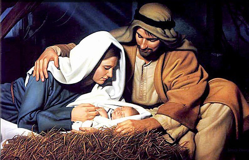 """It was a night like no other, a night that would change the world, forever.  """"Behold, the King of the world."""" (Photo courtesy of nativity.org)"""