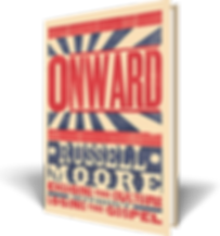 """Russell Moore's latest book, """"Onward: Engaging Culture without Losing the Gospel,"""" was announced today as the recipient of the Christianity Today 2016 Book of the Year."""