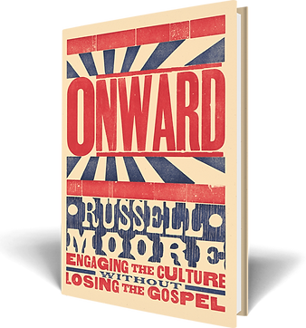 "Russell Moore's latest book, ""Onward: Engaging Culture without Losing the Gospel,"" was announced today as the recipient of the Christianity Today 2016 Book of the Year."