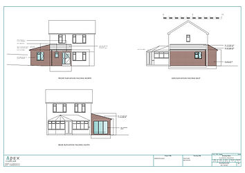 Planning Permission Drawing