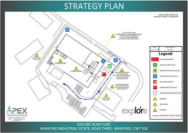 Fire Strategy Plan
