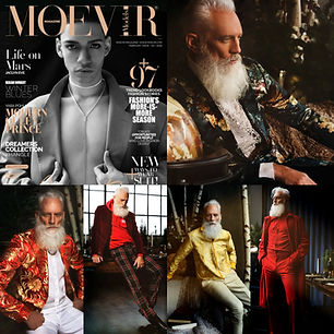 MOEVIR PARIS- Editorial Feature
