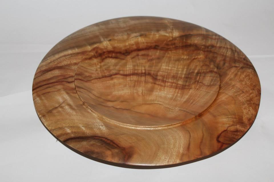 Camphor platter