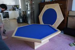 Custom games table