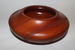 Cedar vessel