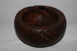 Blackbutt burl bowl