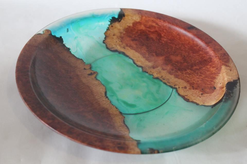 River platter
