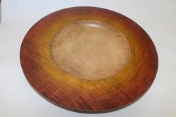 Figured mango platter